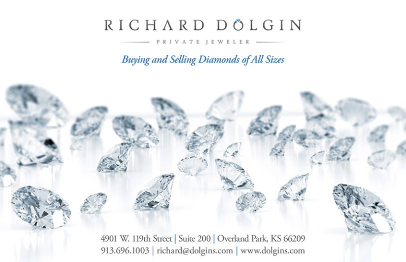 Recent postcard you may have received about buying and selling diamonds.