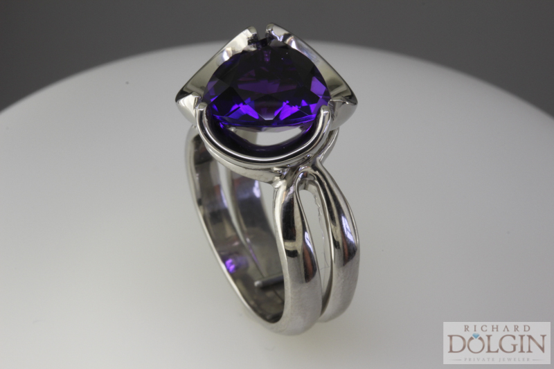 Custom Crafted at Richard Dolgin Private Jeweler