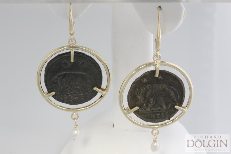 Custom Crafted at Richard Dolgin Private Jeweler