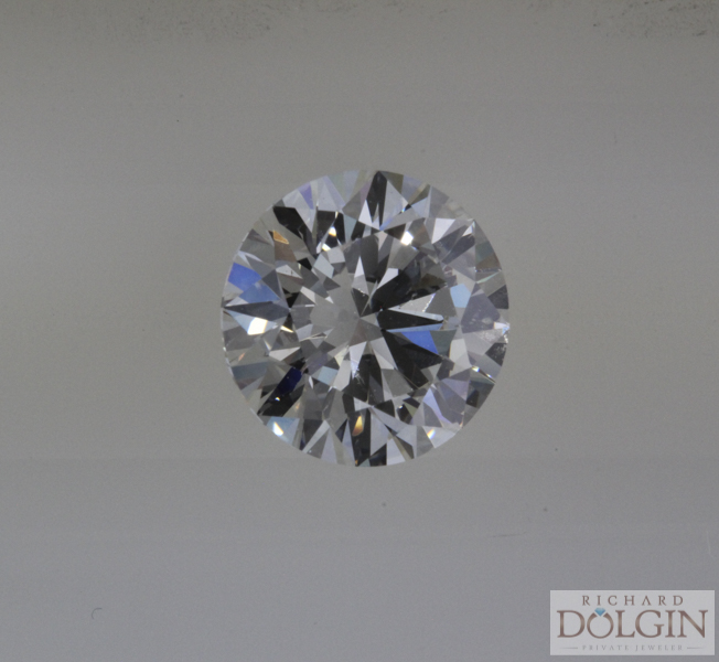 Loose 2.00 Carat Round Brilliant