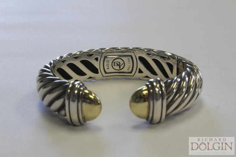 David Yurman estate bracelet
