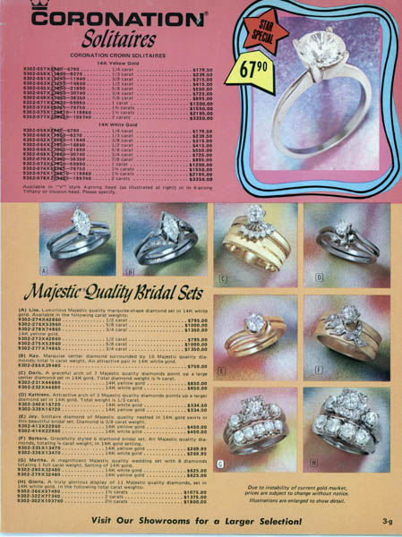 Dolgin's Catalog from the 1970s