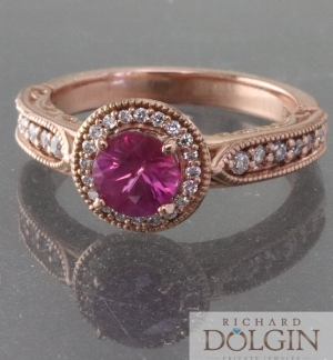 The Popularity of Rose Gold Continues Engagement Rings Diamonds