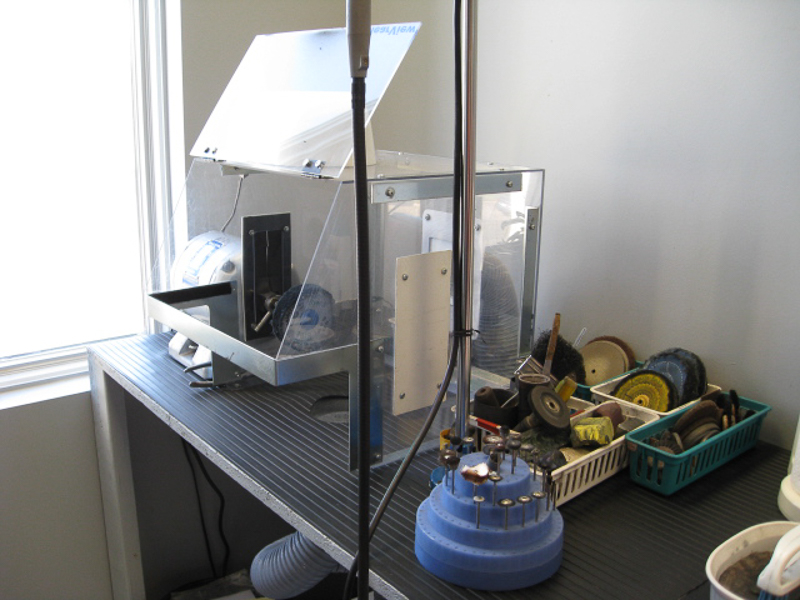 Polishing equipment
