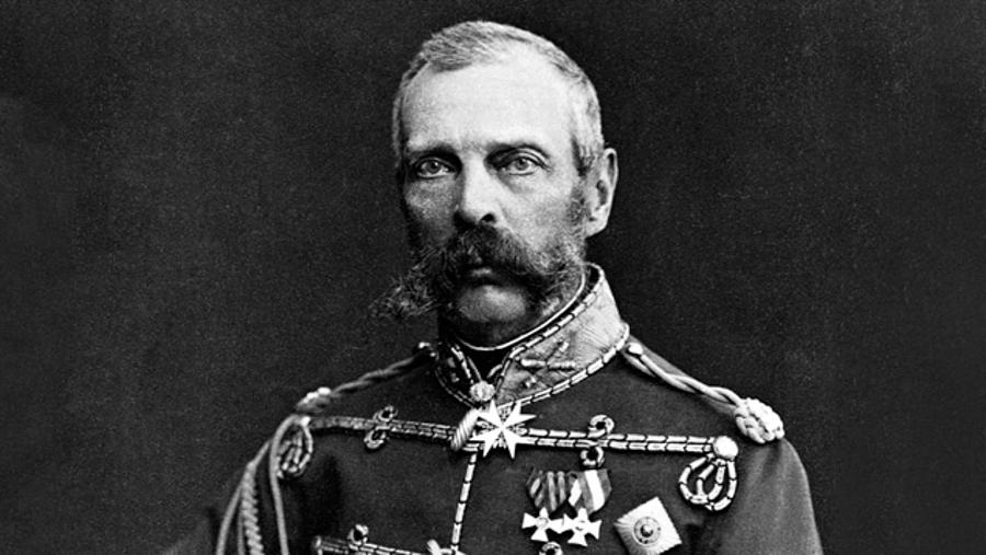 Czar Alexander II of Russia