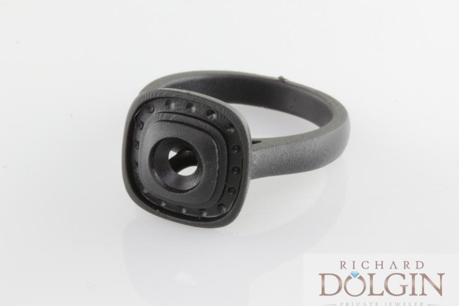3D printed plastic model