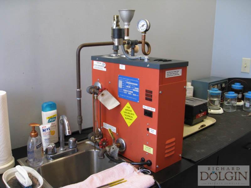 Pressure Steam Cleaner