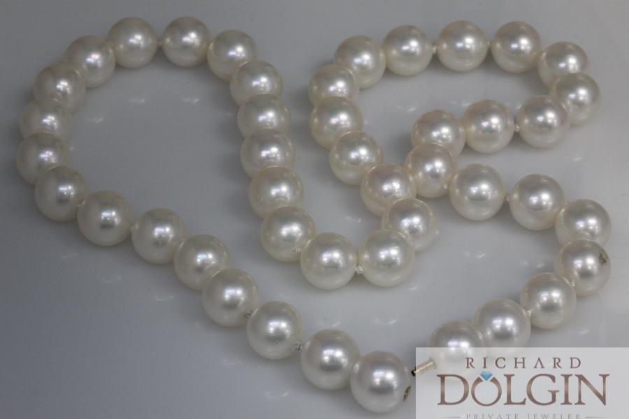 Pearl strand