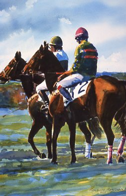 SOLD - Genesee Valley Hunt Races