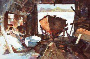 Maine Boathouse