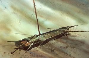 Isaac Jenkins Shipwreck