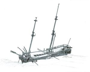 H.M.S. Ontario 1780