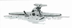 Air Force C-45 1952 Wreck