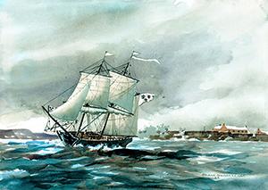 1758 Iroquois