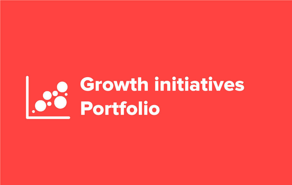 We use our extensive experience, proven methodologies and dynamic tools to help our clients identify, articulate, document, evaluate and prioritize high-impact growth options Learn more.