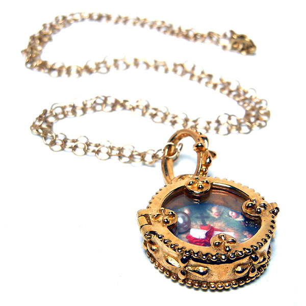 Sofia Fortuno Locket...