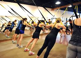 Group TRX Classes focus on strength, core stability, balance coordination and flexibility.