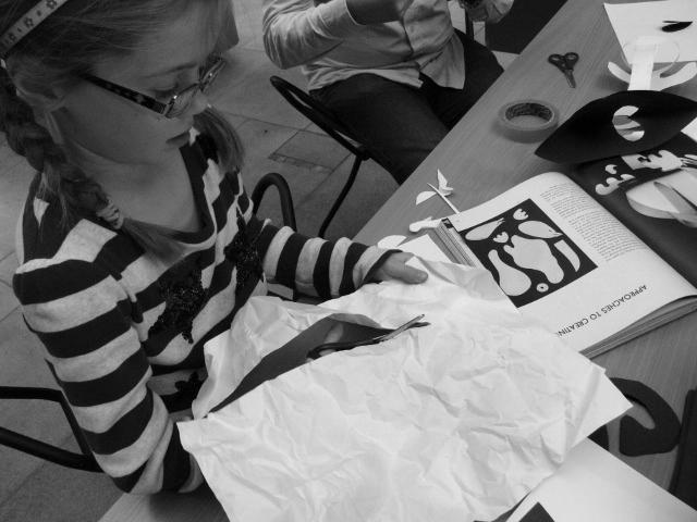 preparing a textured paper surface.jpg