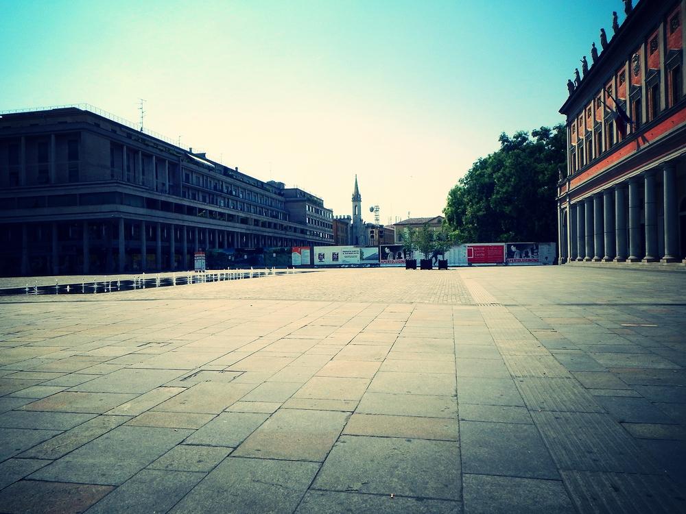 Piazza Martiri del 7 Luglio 1960