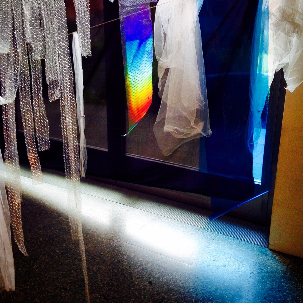 Finding rainbows in the Early Years Atelier