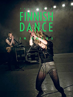 Cover:   The Earth Song , chor. Sari Palmgren. Dancers: Jukka Tarvainen & Lotta Suomi, Photo: Uupi Tirronen.