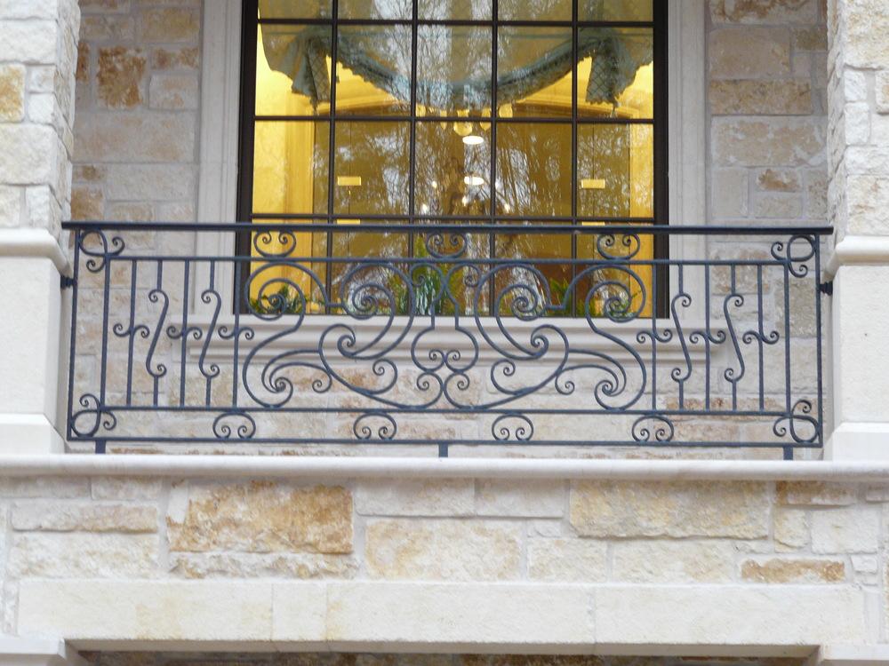 Story Estate Exterior Railing Magnolia, AR