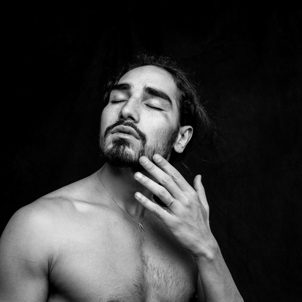 Willy Cartier, actor.
