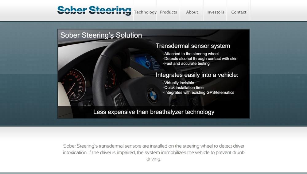 Sober Steering