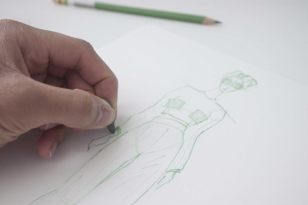 Fashion Illustration by Victoria-Riza