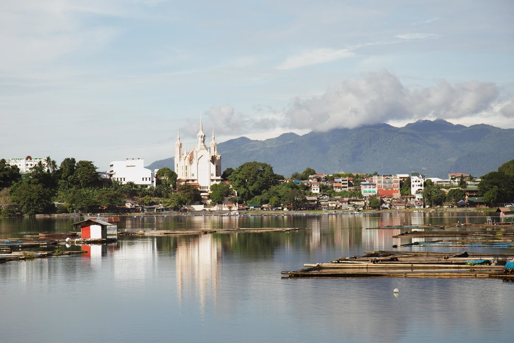 Victoria-Riza Travels | Places to Visit in San Pablo City, Philippines | The Seven Lakes of San Pablo City | Sampaloc Lake
