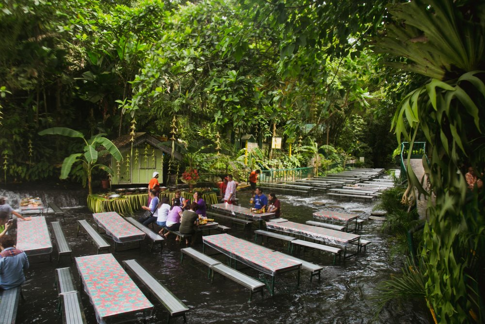 Victoria-Riza Travels | Places to Visit in San Pablo City, Philippines | Villa Escudero Plantation and Resort