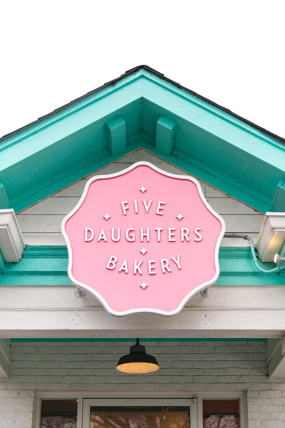 Victoria-Riza Travels | Five Daughters Bakery in Nashville, Tennessee