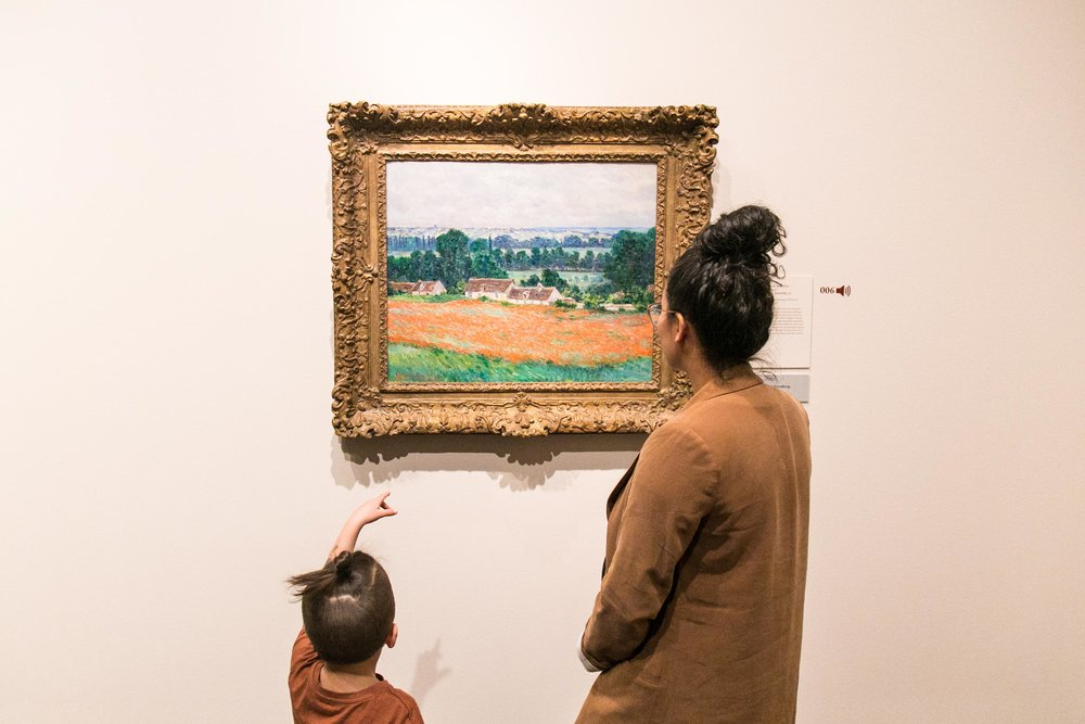 VR Travels | The Frist Art Museum in Nashville, Tennessee