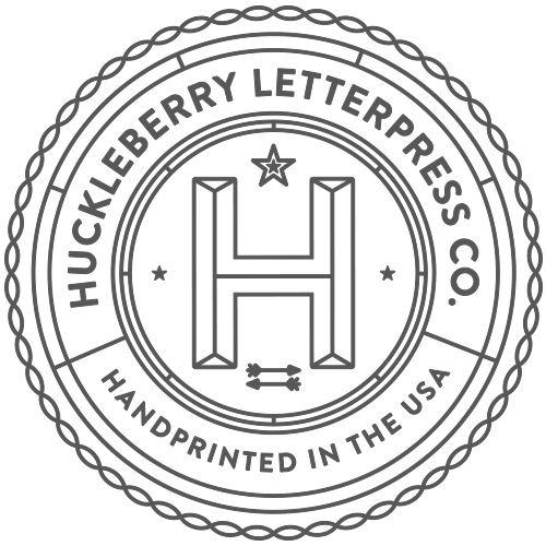 Huckleberry Letterpress Co.