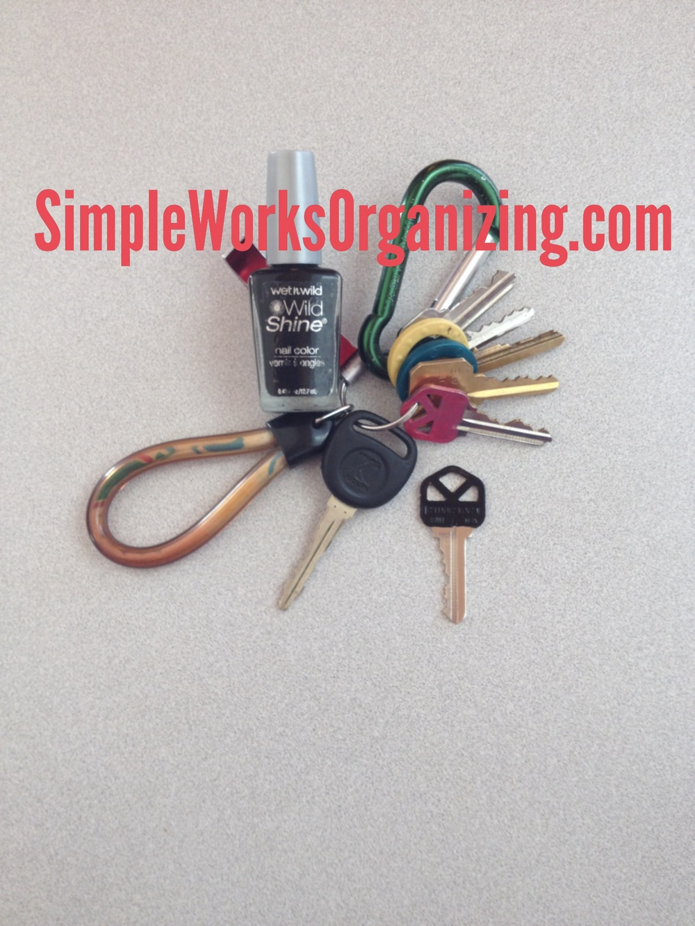 Easy - Do-It-Yourself fix to labeling keys!