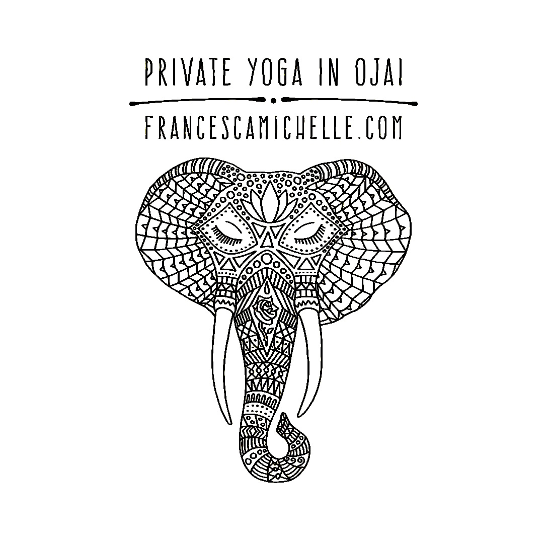 Private Yoga in Ojai