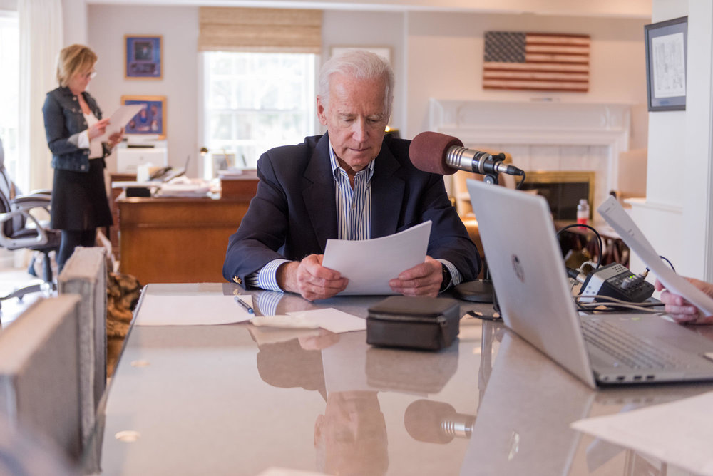 Vice President Joe Biden Photographer / Photography