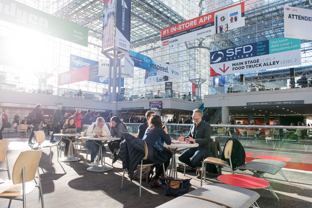 New York City Javits Center Convention Photographer / Photography