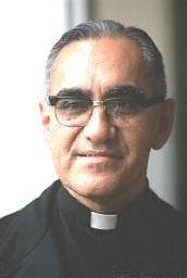 Today is the 30th anniversary of Archbishop Oscar Romero's assassination.   Over the last 30 years, he has been a guiding light for all Catholics concerned for peace and justice. -  Christine Allen, as quoted in this article from  The Guardian     (via  Remembering Oscar Romero | Los Angeles Times )