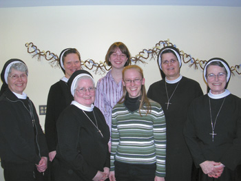 A Friend of Mine Prepares To Enter Religious Order     Help Support Katie's Habit