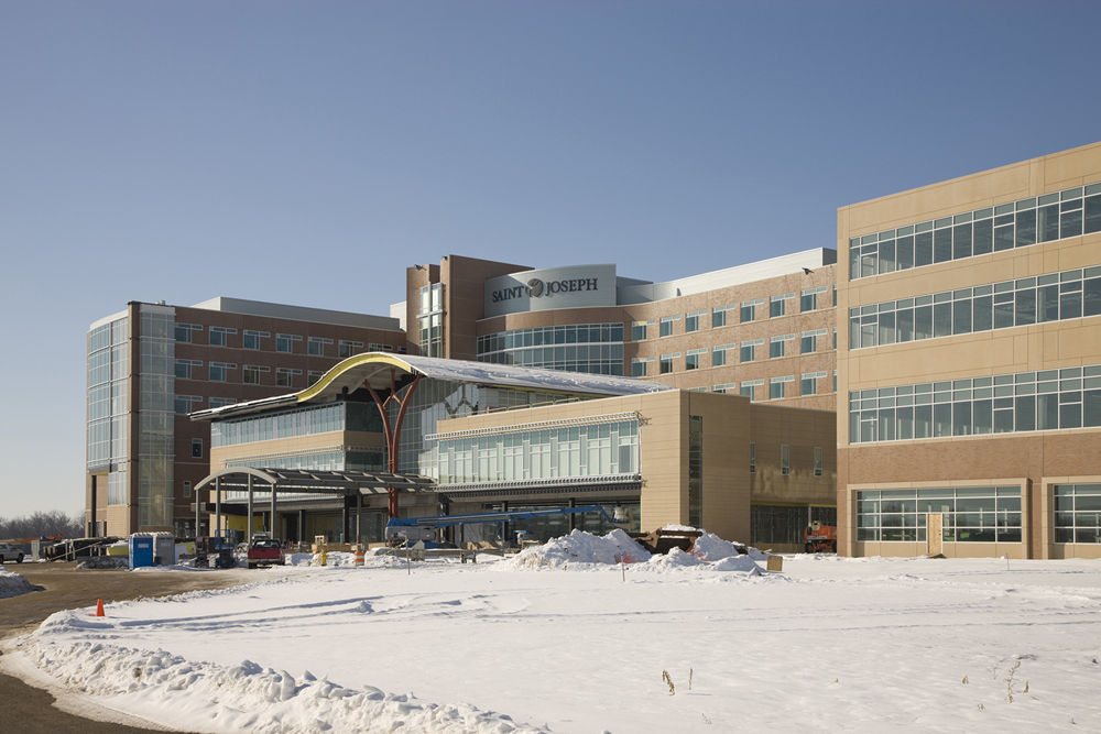 lindahl: Our new hospital is boss.