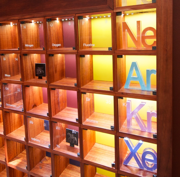 Why I Built A Wooden Periodic Table In My Spare Time The