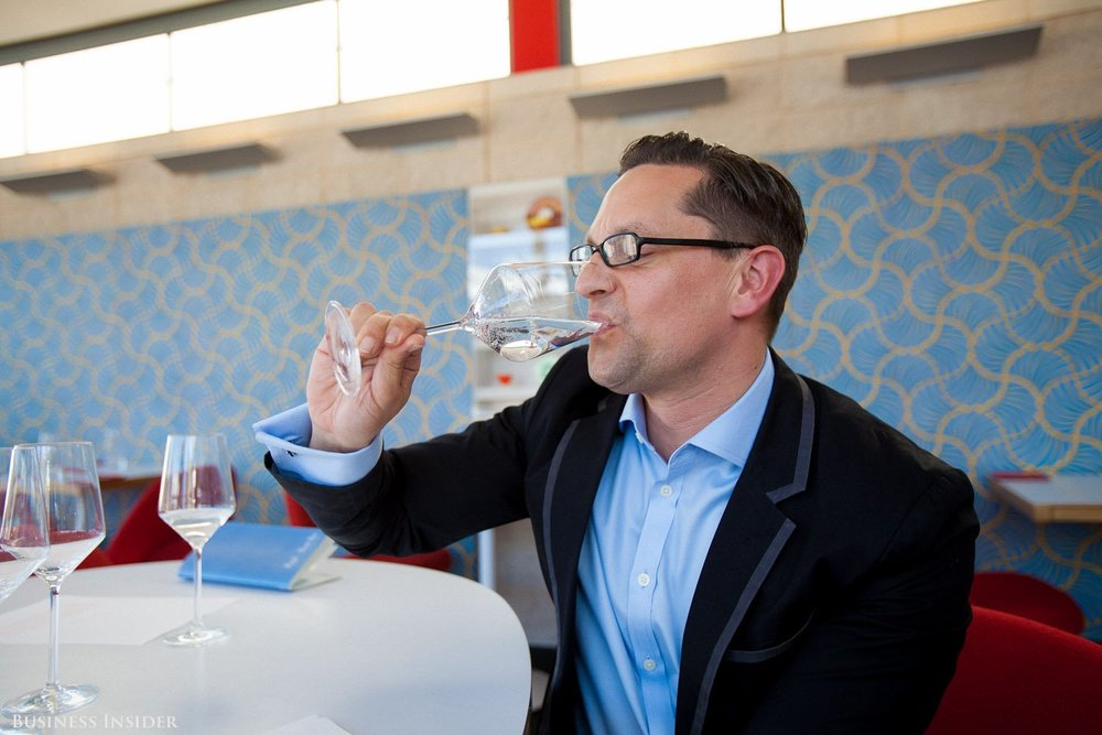 Meeting the 'water sommelier' of Los Angeles  -