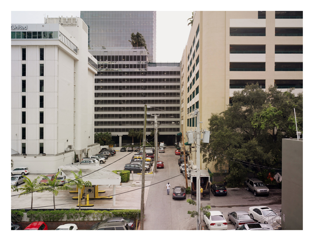 postcardsfromamerica: Citizen, downtown Miami, Florida Donovan Wylie
