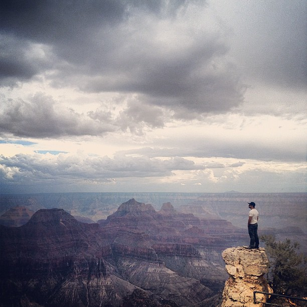 Grand Canyon North Rim - @stas_kulesh- #webstagram