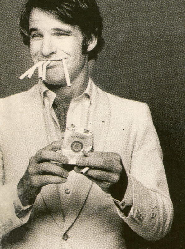glidingbird :      I really love Steve Martin