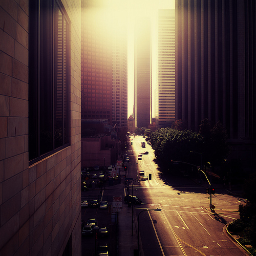 thiscitycalledearth :      by  nic-san , Los Angeles.