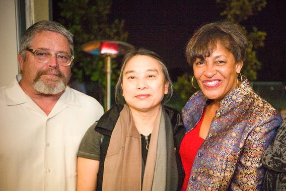 Jeff Kelly, Hung Lui and Carrie Mae Weems