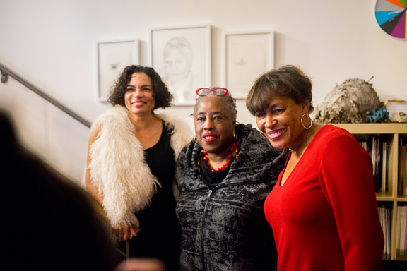 Lava Thomas, Mildred Howard and Carrie Mae Weems