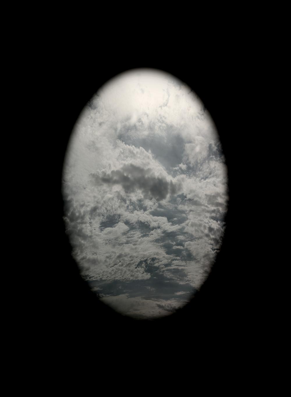 Cloudscape Portrait 9401, 2015